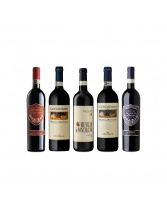 ITALY (Red) -BRUNELLO DI...